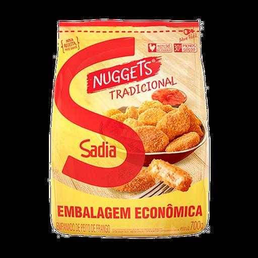 Sadia Nuggets de Frango Tradicional