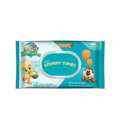 Looney Tunes Lenço Umedecido