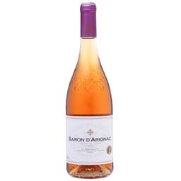 Baron Darignac Vinho Frances Rose D Arignac