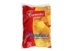 Mandioca Tolete Cancao Congelada 1 Kg
