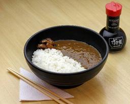 Curry japonês + combo