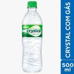 Água Mineral com Gás 500 ml