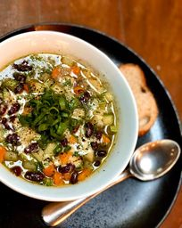 10% Off Minestrone