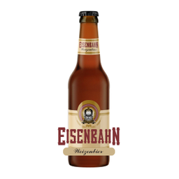 Cerveja Eisenbahn Weiss 355 mL