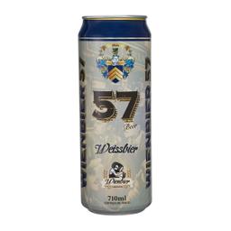 Cerveja Wienbier 57 Weissbier 710 mL