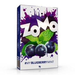 Essência Zomo Blueberry Mint 50 g