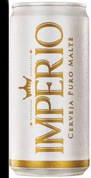 Cerveja Imperio Pilsen Puro Malte 269 mL