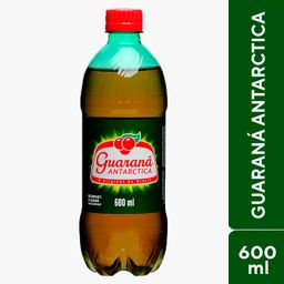 Guaraná Antartica  600ml