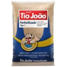 Tio Joao Arroz Tio João Parbolizado