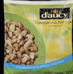 Daucy Champignon de Paris Congelado e Fatiado D'aucy