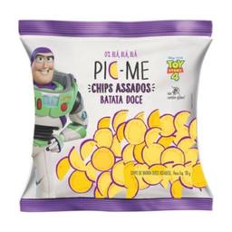 Pic-me Chips Assado Disney Batata Doce
