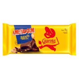 Garoto Chocolate Tablete Amendoim
