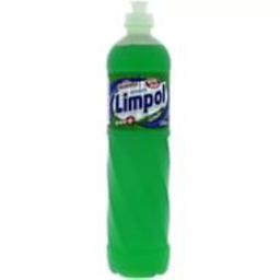 Limpol Detergente Para Louças Líquido Limão