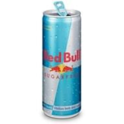 Red Bull Sugarfree Lata