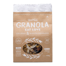Kitchen Granola Eat Love Parr