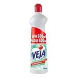 Veja Desinfetante X-14 Banheiro Squeeze Leve 500 Ml Pague
