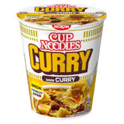 Cup Noodles Macarrão Instantâneo  Curry