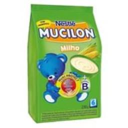 Alimento Nestlé Mucilon Milho Sachê 230 G