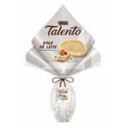 Talento Ovo De Páscoa Garoto Doce De Leite 350 G