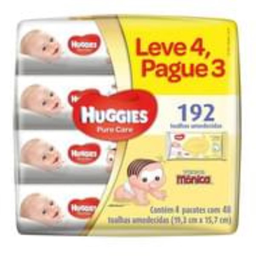Huggies Baby Wipes Pure Care