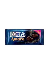 3 x Amaro Lacta Chocolate Meio Amargo