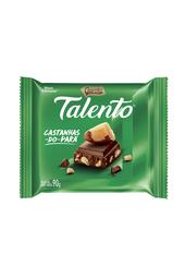 Talento Chocolate Ao Leite e Castanha Do Pará Garoto