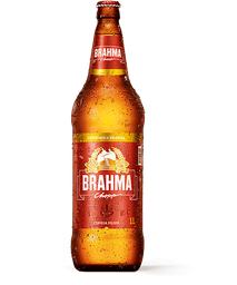 Brahma Pilsen 600ml
