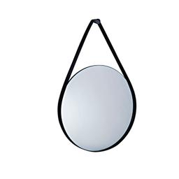 Espelho Decorativo Bart 50 X 77 Cm Preto
