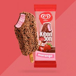 Picolé Kibonbon Morango 50g