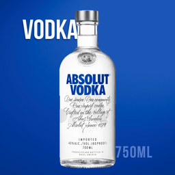 Vodka Sueca Absolut Original 1 L