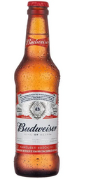 Cerveja Budweiser Long Neck 343 mL