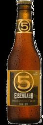 Cerveja Eisenbahn 5 Anos Long Neck