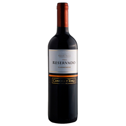 Vinho Chileno Tinto Concha Y Toro Carmenère 750 mL