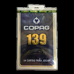 Baralho Copag 139 Azul