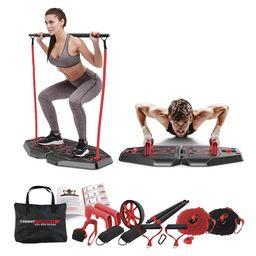 Genis Fitness Plataforma De Exercícios Full Body Station