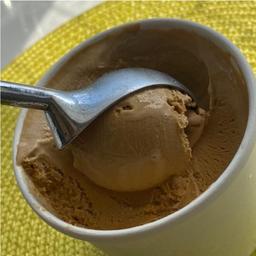 Sorvete Sabor Chocolate sem Açúcar