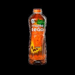 Chá Matte Leão Pêssego
