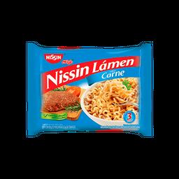 Nissin Macarrao Instantaneo Miojo Carne