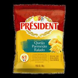 Prasident President Queijo Parmesao Ralado