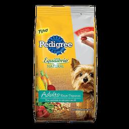 Ração Pedigree Equilíbrio Natural Cães Adultos Peq.1Kg