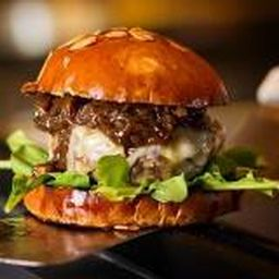 Burger Table