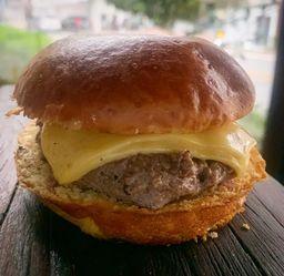 Smash Single X Burger