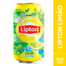 Lipton Ice Tea Limão 340ml