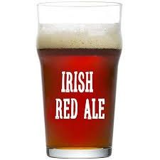 Booze Beer Red Ale
