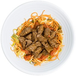 Espaguete de Legumes de Carne - 350g