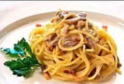 2470 - espaguete carbonara