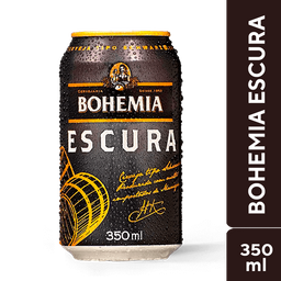 Bohemia Escura 350ml