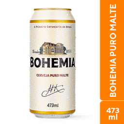 Bohemia Puro Malte 473ml