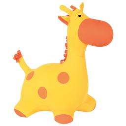 Almofada Bichinho Girafa Jubileia Amarelo