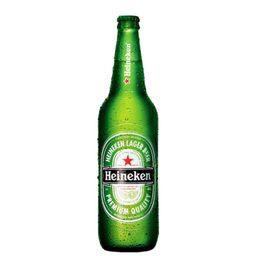 Cerveja Heineken Garrafa 600 mL